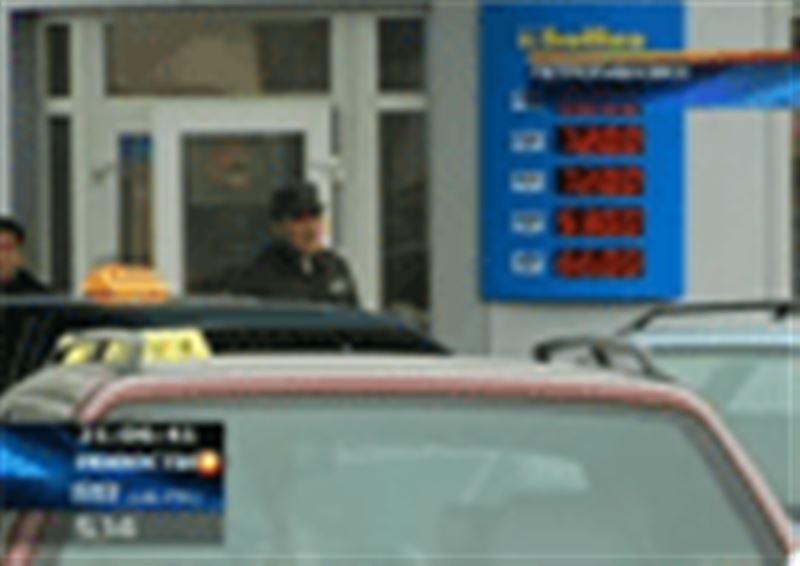 В Петропавловске снова подорожал бензин