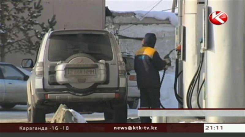 Казахстан ждёт дефицит бензина и солярки