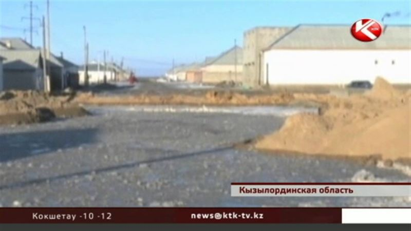 Предотвратить наводнение в Жанакоргане было невозможно, считает глава МЧС Владимир Божко