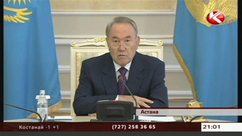 Президент Назарбаев срочно созвал Совет безопасности