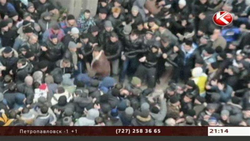 Россия обеспечит безопасность Януковичу