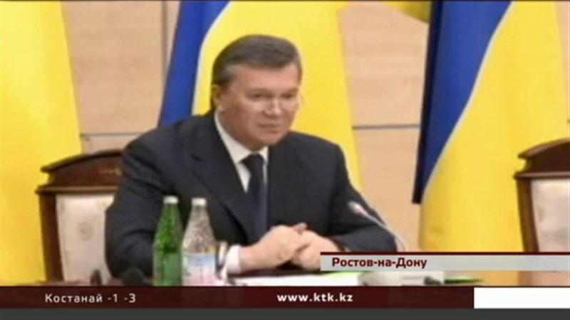 Янукович сбежал из Украины, потому что боится за свою жизнь