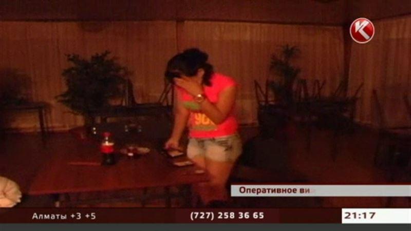 В Алматы поймали торговца ночными бабочками