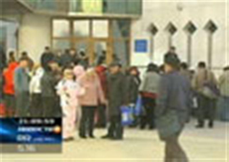 Автопробегом по банковской системе. Общеказахстанская акция протеста добралась до Астаны