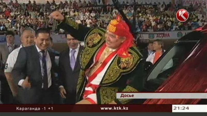 Начинается четвертый сезон турнира «Казахстан барысы»