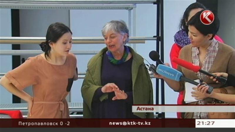 Костюмы для показа «Лебединого озера» в Астане разрабатывает обладательница «Оскара»