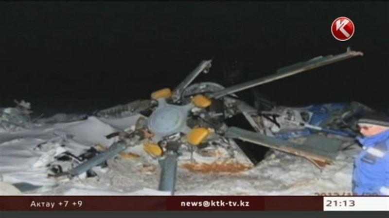 Вертолёт Ми-8 рухнул по вине командира экипажа – транспортная прокуратура