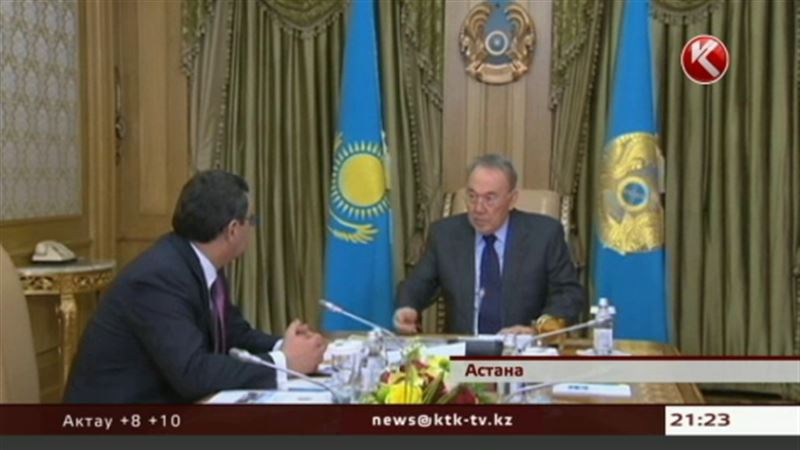 Экс-министра сельского хозяйства вызвали к Назарбаеву