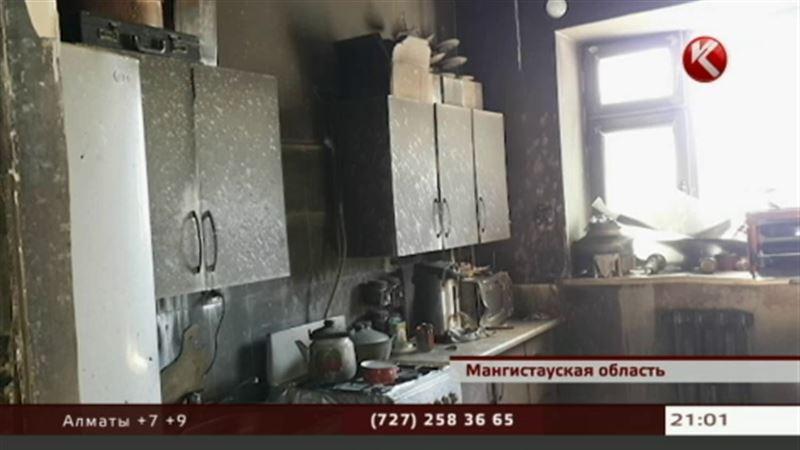Два ребенка погибли на станции Болашак Мангистауской области