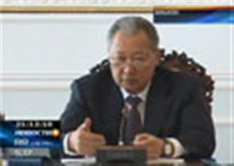 У кыргызского Кабинета министров снова появился глава