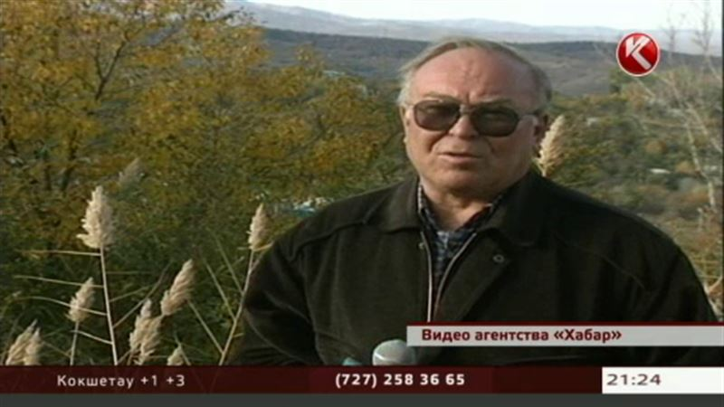 Ушел из жизни известный казахстанский журналист Владимир Антонов