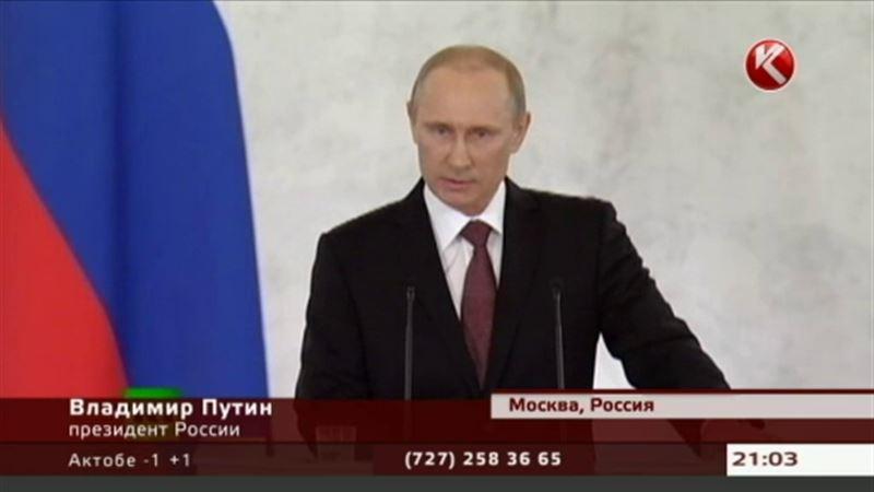 Украинские власти не признают присоединение Крыма к России