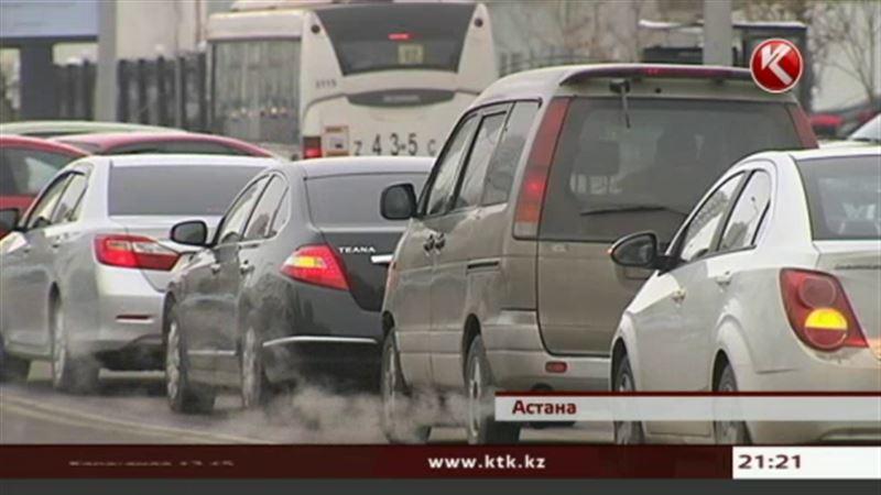 Все автомобили в Казахстане нужно перевести с бензина на газ – правительство