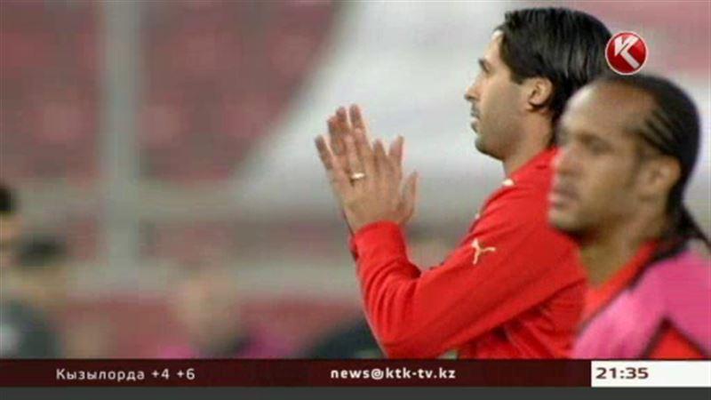 В прямом эфире КТК матч в Англии – «Манчестер Юнайтед» примет «Олимпиакос»
