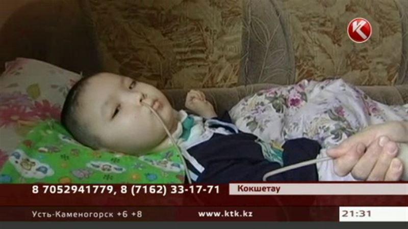 Восьмилетнему Дидару Абдиеву требуется помощь