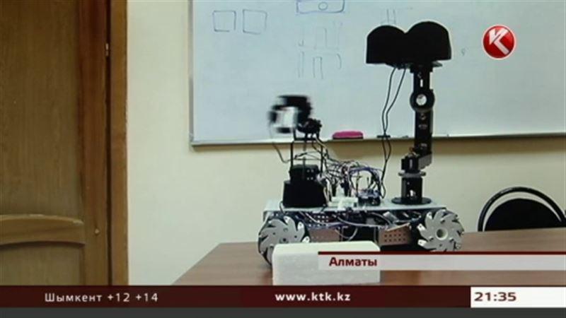 Роботов-учителей, домработниц и даже саперов обещают создать казахстанские ученые