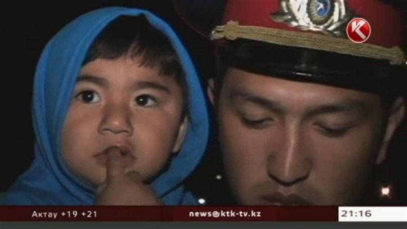 Служителям шымкентской мечети подбросили ребенка