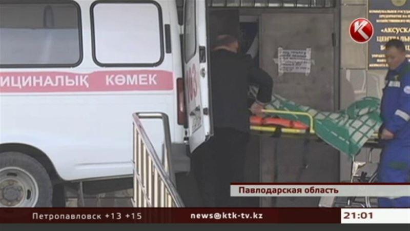 Скончалась еще одна жертва страшной аварии на железнодорожном переезде в Аксу