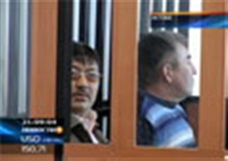 В Актобе сегодня начался судебный процесс над водителями-дальнобойщиками