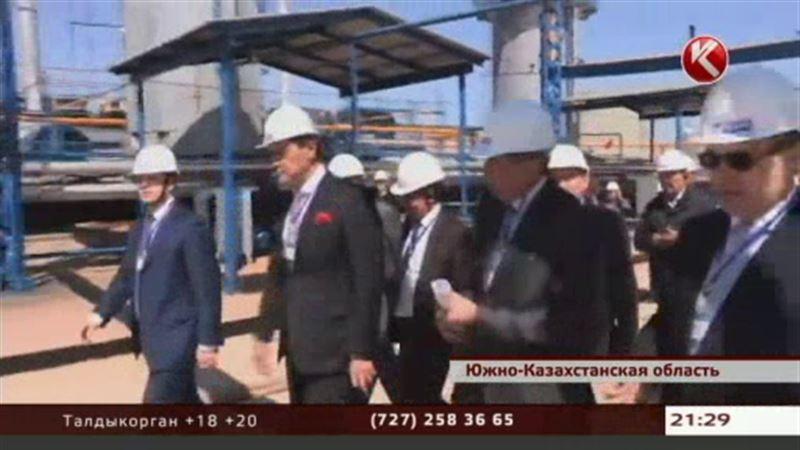 Российская компания будет выпускать битум в Южном Казахстане