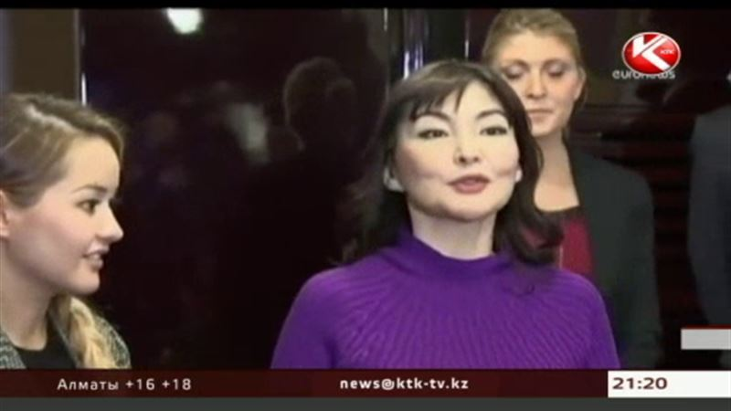 Супруга Мухтара Аблязова стала беженкой