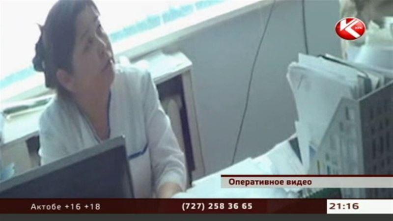В Актау медработник вымогала деньги у больного с пороком сердца