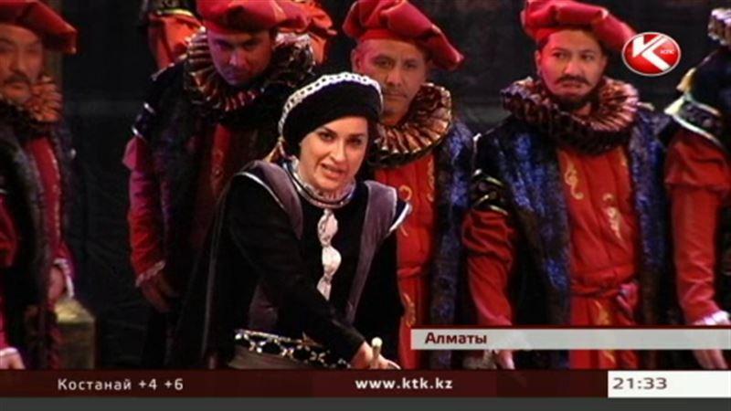 Совместный проект Мариинки и ГАТОБа - опера «Капулетти и Монтекки» Винченцо Беллини