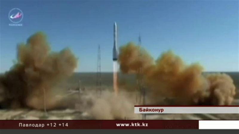 С космодрома «Байконур» запустили спутник «Казсат-3»