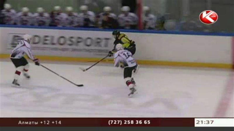 Карагандинская «Сарыарка» впервые стала победителем плей-офф ВХЛ