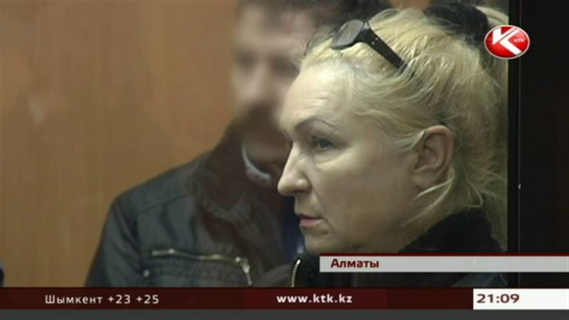 Мама Роза – самая известная сутенёрша Алматы – предстала перед судом