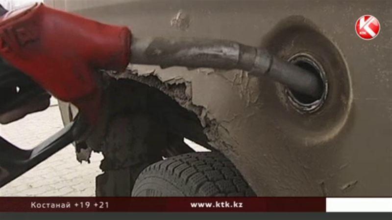 В Казахстане перед посевной подорожает дизельное топливо