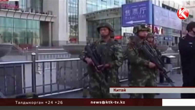 Казахстанцы при взрыве в китайском Урумчи не пострадали