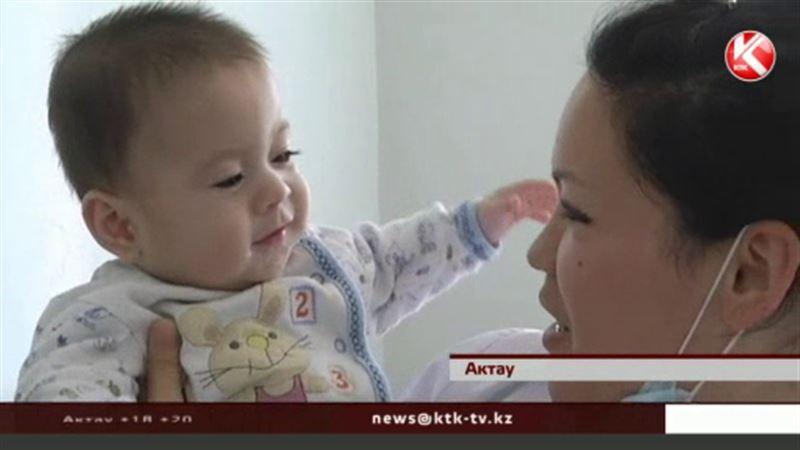 В Актау женщина оставила у няни грудного сына и пропала