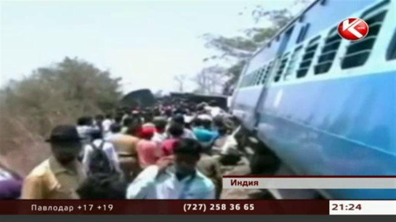 19 человек погибли при крушении поезда в Индии