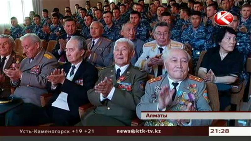 В Фонде Первого Президента поздравили участников Великой Отечественной