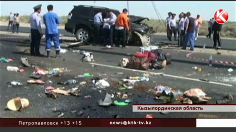 В Кызылординской области в связи с кровавым ДТП отменяют праздничные мероприятия