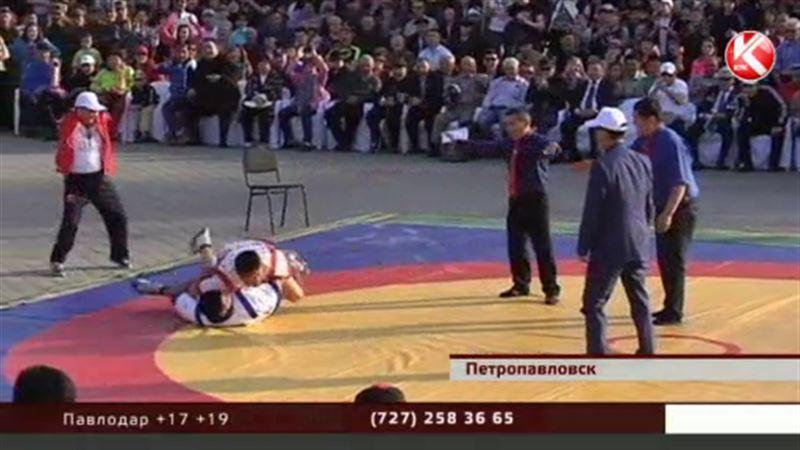 В Петропавловске определился «Кызылжар барысы»