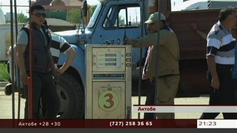 В Актобе из продажи исчез сжиженный газ