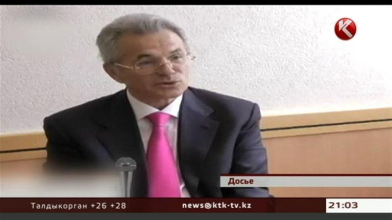 Алматинский акимат подал в суд на бывшего шефа – Храпунова