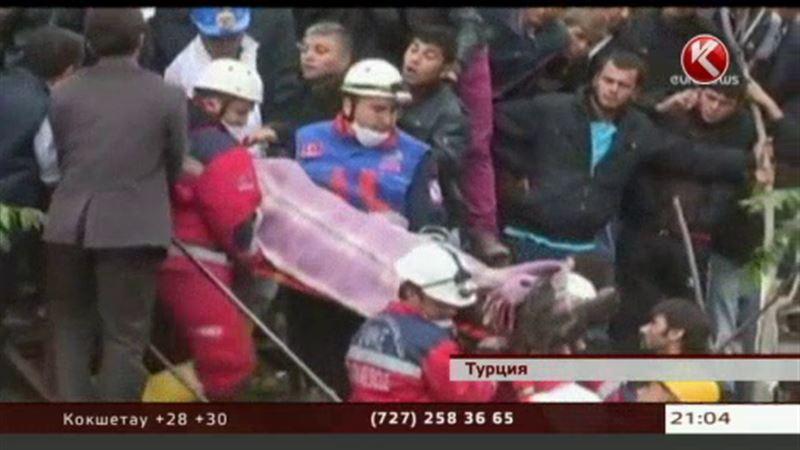 В Турции растет число погибших в шахте горняков