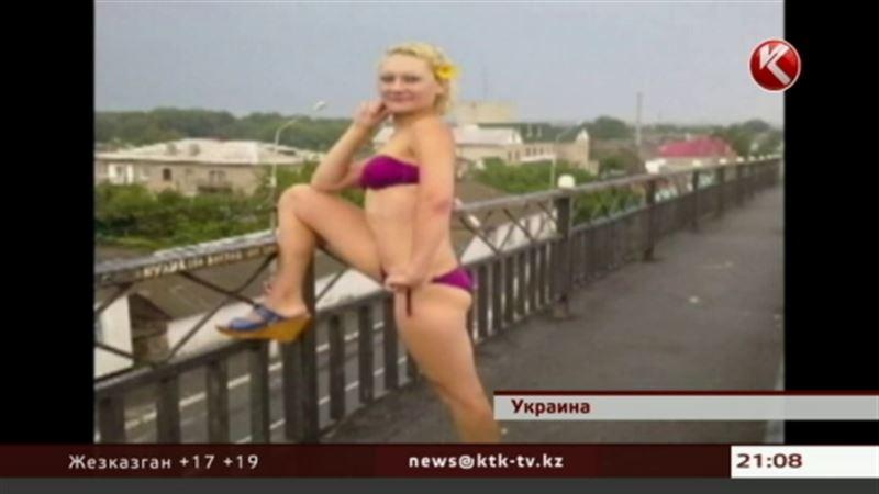 Откровенные фото министра иностранных дел Луганской республики обсуждают в интернете