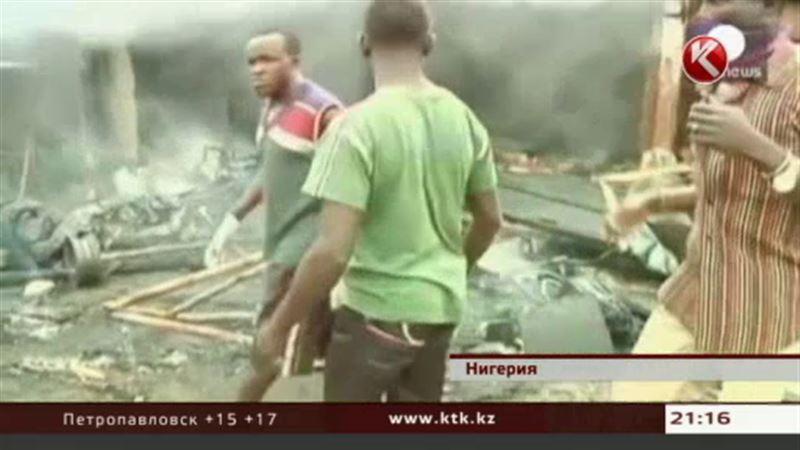 В Нигерии двойной теракт