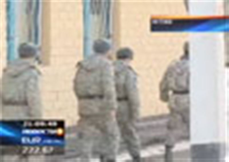 В казахстанской армии за последние две недели зафиксировано три случая суицида