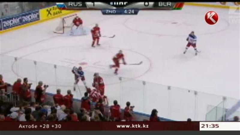 На чемпионате мира по хоккею состоялись последние матчи группового этапа