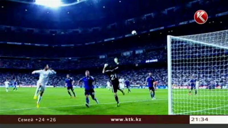 Финальный матч Лиги чемпионов на КТК