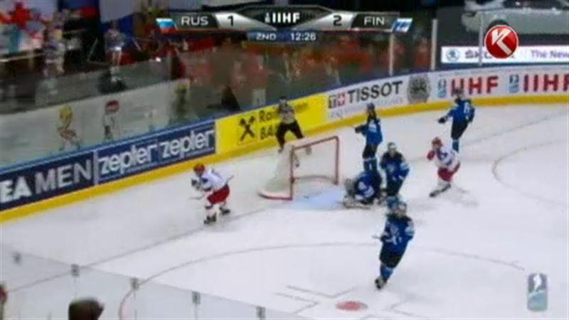 Сборная России по хоккею стала победителем чемпионата мира