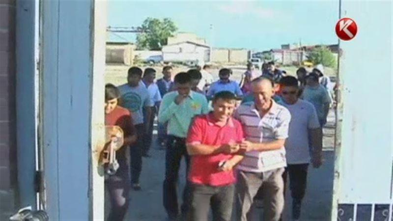 Жители таразской окраины требуют закрыть битумный завод