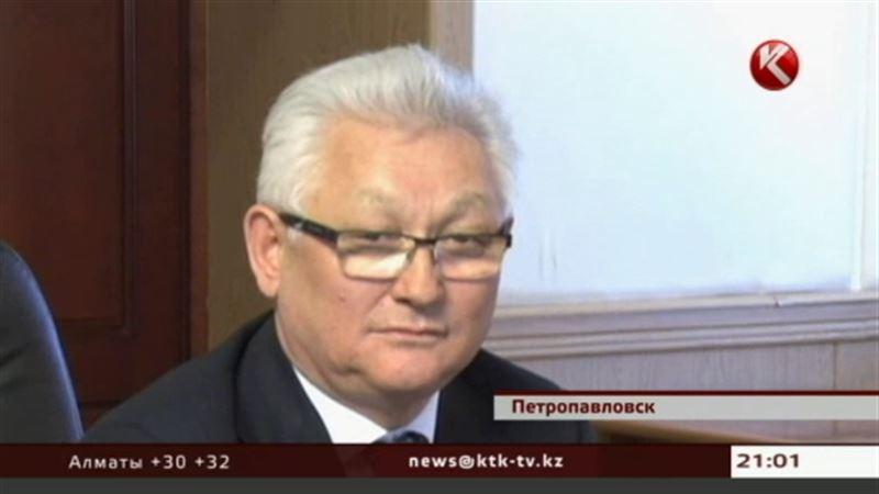 Неожиданно сменилось руководство Северо-Казахстанской области