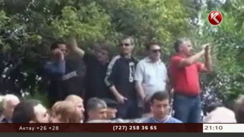Абхазия на грани государственного переворота