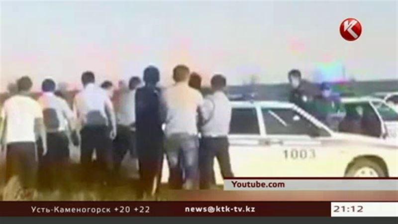 Дискотека в Западном Казахстане закончилась кулачным боем